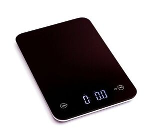 Ozeri Touch Professional Digital Kitchen Scale (12 lbs Edition), Tempered Gla...