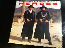 *NEW* CD Album Johnny Cash & Waylon Jennings - Heroes (Mini LP Style Card Case)