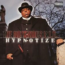 """Notorious B.I.G Hypnotize 12"""" Limited colored vinyl edition! 1st time in US"""