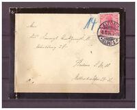 Deutsches Reich, MiNr. 71 Hamburg-Altona, Elbe nach Berlin 06.05.1904