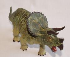 Triceratops Replica Large Dinosaur Soft PVC Toy Model Figure