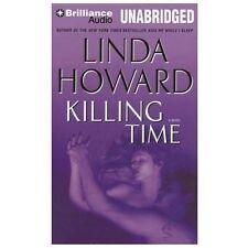 Killing Time by Linda Howard (2013, CD, Unabridged)