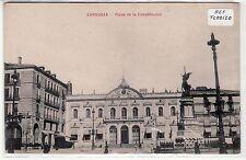 POSTAL ZARAGOZA. Plaza de La Constitución