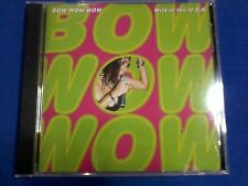 BOW WOW WOW - Wild In The USA CD New Wave