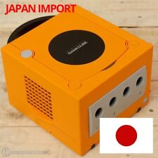 Nintendo GameCube - Konsole #orange ohne Zub. JAP BUNDLEARTIKEL