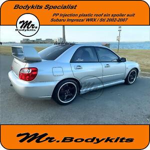 Mr Bodykits Roof Fin Spoiler For Subaru Impreza/ WRX/ STi/ 2002-2007 / GB/ GD