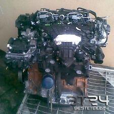 Motor 2.0 HDI AHY DW10CD DW10CTED4 AHZ PEUGEOT EXPERT III 37TKM UNKOMPLETT
