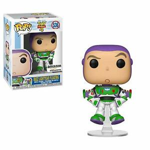 TOY STORY 4 BUZZ LIGHTYEAR FLOATING #536 FUNKO POP! VINYL FIGURE