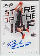 2016-17 Panini Prestige Blake Griffin Stars of The NBA Auto 32/49 1/1 [Read]