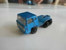 Majorette Bernard Truck in Blue