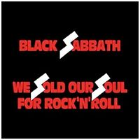 BLACK SABBATH - WE SOLD OUR SOUL FOR ROCK'N'ROLL (JEWEL) 2 CD NEU
