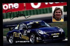 Unbekannt Foto Original Signiert Motorsport + G 15395