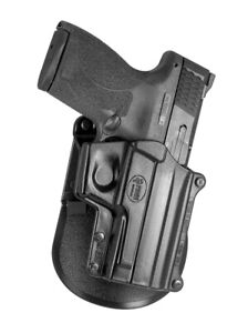 SG-229 BH Fobus Right Black Belt Holster For Sig Sauer 229, 228 without rails