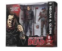 The Walking Dead Negan and Glenn Action Figure Set