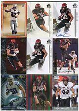156ct Gavin Escobar 2013 Football Rookie RC Card Lot - Auto
