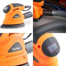 New Tight Corners Sander Angle Base Hand Held Sanding Machine Small Electric UK