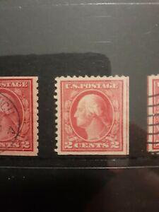 Washington rm2 Cent Stamp, Scarce