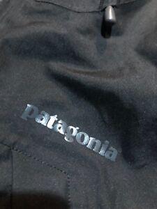 $199 Patagonia Storm Jacket. Mens Size Small S BLACK EUC