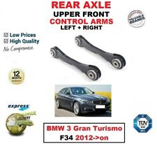 REAR AXLE LEFT RIGHT UPPER FRONT CONTROL ARMS for BMW 3 Gran Turismo F34 2012-on