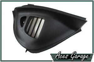Black Dash End Cap Cover Trim Drivers VY VZ Berlina Genuine Spare Parts - Aces