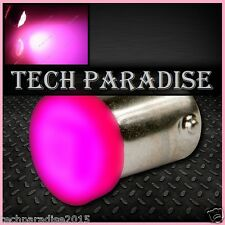 50x Ampoule BA9S T4W T2.3W LED COB 3W 12 Chips Rose Pink veilleuse lampe light