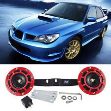 Bracket & Dual HELLA Supertone Horns For Subaru Impreza / WRX / STi  2002-2007