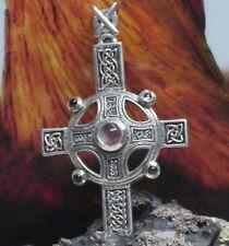 Edelmetall-Anhänger ohne Steine aus echtem Bewusstseins Kreuz
