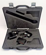SHURE AXT100 J5 BODYPACK WIRELESS TRANSMITTER 578-638 MHZ W/ EXTRA BATTERY
