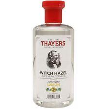 Thayers Witch Hazel with Astringent LEMON Aloe Vera Formula Toner - 12 oz