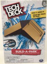 Tech Deck Build-a-park Flat Ramp Grind Rail