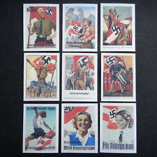 Germany Nazi 1935 1943 stamps MINT Field post Revenue WWII Third Reich German