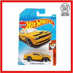 Dodge Challenger SRT 15 HW Muscle Mania 4/10 143/365 by Hot Wheels Mattel