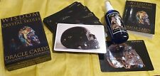 crystal skulls oracle cards new