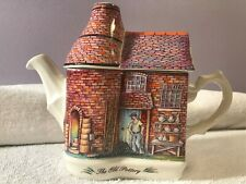 Sadler Teapot The Old Pottery brick house pottery design MAX3318