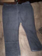 """RARE Mens Vintage Levis Jeans 46"""" x 30"""" in EXCELLENT shape w/ Leather Levis tag"""