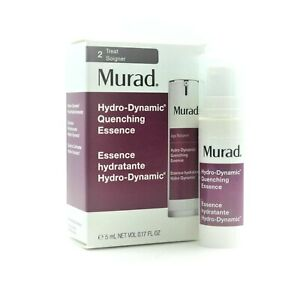 Murad Hydro Dynamic Quenching Essence 0.17oz / 5ml New FRESHEST ON EBAY