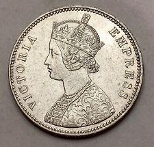 INDIA Rupee 1882 C dot UNC
