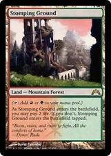 STOMPING GROUND Gatecrash MTG Land—Mountain Forest RARE