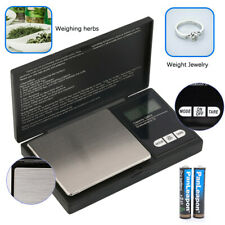 0.1gram precision jewelry electronic digital balance weight pocket scale 100g