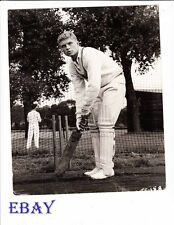 Hardy Kruger plays cricket VINTAGE Photo Bachelor Of Hearts