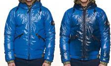 RARE Men's Stone Island ICE 010 Jacket/Coat Blue Heat Reactive L Large RRP £700