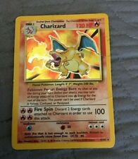 Base set Charizard stage 2 card !