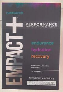 Mannatech Empact + Supplemented Food Powder