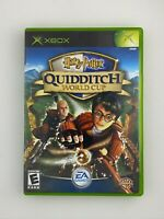 Harry Potter: Quidditch World Cup - Original Xbox Game - Complete & Tested