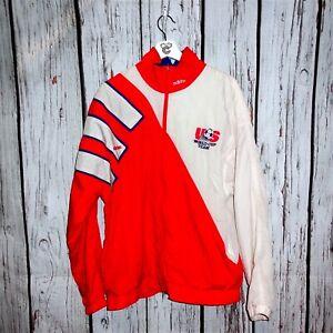 Vintage Adidas USA soccer jacket 1992-1994 size L