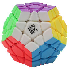 MoYu YongJun YuHu Megaminx Speed Cube Stickerless