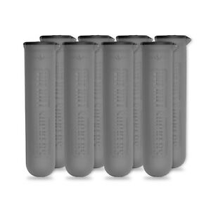 Bunkerkings ESC Paintball Pods - 8 Pack - Clear