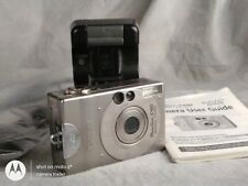 Canon PowerShot Digital ELPH S100 / Digital IXUS 2.0MP Digital Camera Silver(M9)