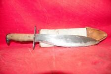 "US M1917 ""BOLO"" KNIFE c/w ORIGINAL SHEATH, PLUMB, 1918 (CP1032230)"
