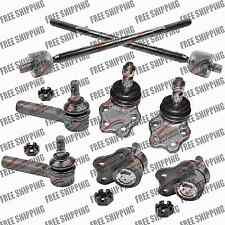 New Front End Tie Rods Ball Joints Steering Kit For 2WD Dodge Durango 99